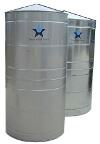 Stainless and Galvanized Tanks