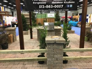 Paver_Patio at the 2017 Home and Garden Show